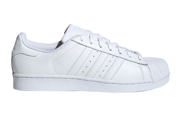 Adidas Originals Men's Superstar Foundation Shoe (White/White, Size 10 UK)