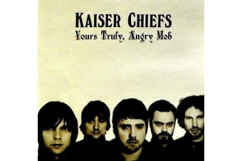 Yours Truly, Angry Mob by Kaiser Chiefs BRAND NEW SEALED MUSIC ALBUM CD