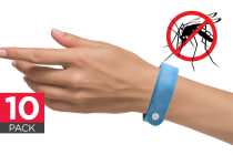 Mosquito Repellent Bracelets (10 Pack)