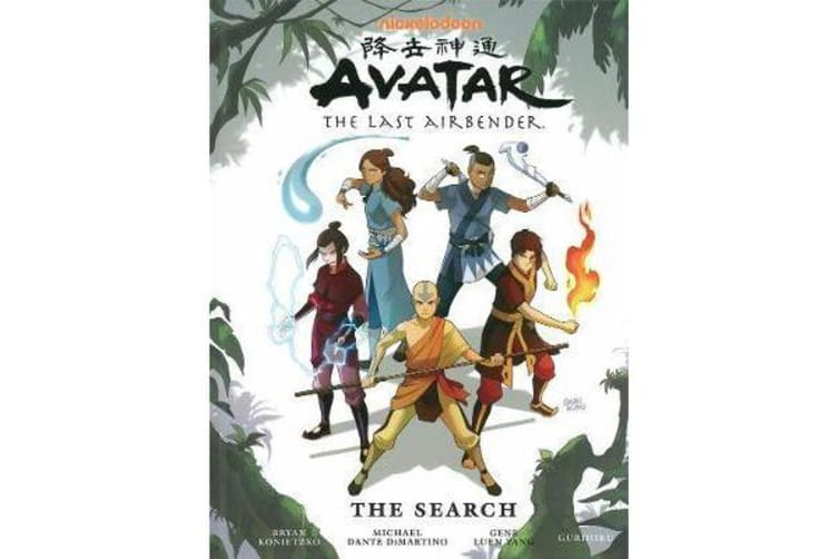 Avatar - The Last Airbender - The Search Library Edition