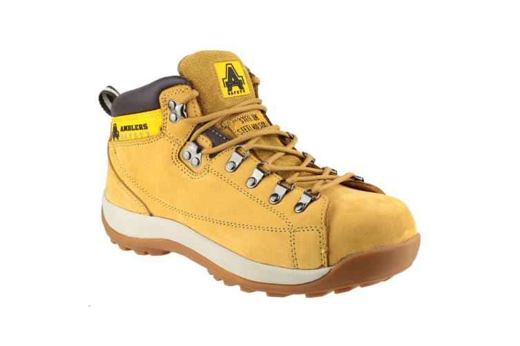 Amblers Steel FS122 Safety Boot / Mens Boots (Honey) (12 UK)