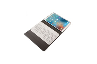 Wireless Bluetooth Keyboard Leather Protective Cover For Apple Ipad Air/Air2/2017/2018 Ipad 9.7inch/Pro 9.7inch Black