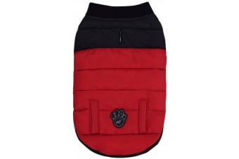 Canada Pooch Summit Stretch Vest (Red) (16)