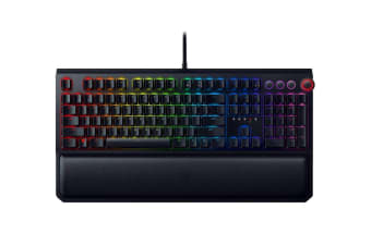 Razer BlackWidow Elite Chroma Mechanical Gaming Keyboard (Orange Switch)