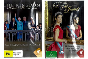 THE DANISH ROYAL COLLECTION - Series Region All Rare- Aus Stock DVD NEW