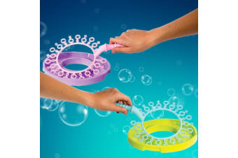 Super Bubbles Blower Wand - Green & Blue