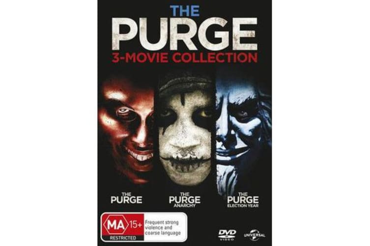 The Purge 3 Movie Collection