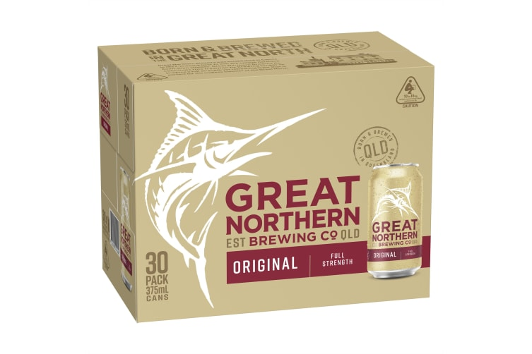 Great Northern Brewing Co. Original IMC 30 x 375mL Cans