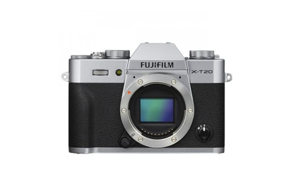 Fujifilm X-T20 Body Only (Silver)