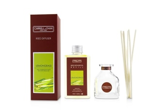 The Candle Company (Carroll & Chan) Reed Diffuser - Lemongrass 100ml/3.38oz