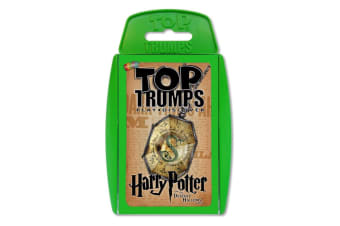 Top Trumps Harry Potter & The Deathly Hallows Part 1 Card Game 6y+ Family/Kids T