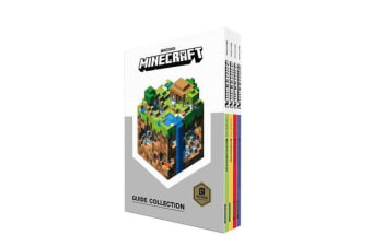 Minecraft Guide Collection - An Official Paperback Slipcase Edition from Mojang