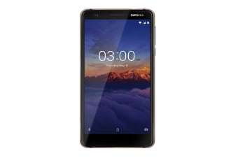 Nokia 3.1 (16GB, Blue/Copper)
