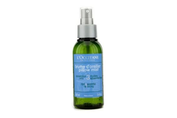 L'Occitane Relaxing Pillow Mist Essential Oil (100ml/3.4oz)