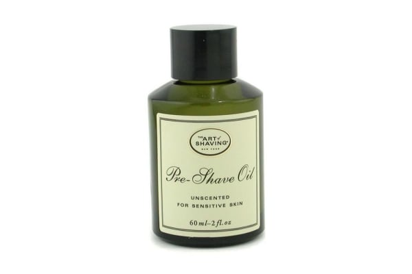 The Art Of Shaving Pre Shave Oil - Unscented (For Sensitive Skin) (60ml/2oz)