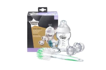 Tommee Tippee Closer to Nature Glass Bottle Try Me Set