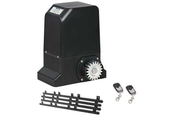 370W Automatic Sliding Gate Opener with 4 Rails