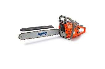 NEW MTM 58cc Petrol Commercial Chainsaw 20' Bar Tree Pruning Chain Saw