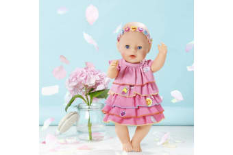 Baby Born Fashion Summerdress Set with Pins