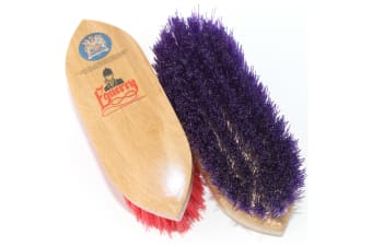 Equerry Dandy Brush (Mauve)