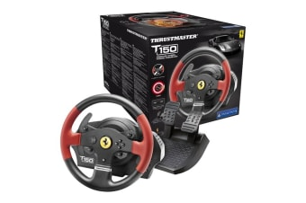 Thrustmaster 4160631 T150 Ferrari ED PS3/PS4/PC