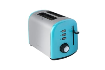 Westinghouse 2 Slice Toaster - Pearl Blue