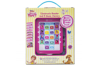Fancy Nancy - Me Reader Electronic Reader and  8-Book Library