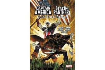 Captain America/black Panther - Flags Of Our Fathers (new Printing)