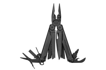 Leatherman Wave Plus Black with Molle Sheath - Box