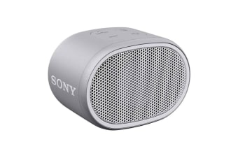 Sony SRS-XB01 Extra Bass Portable Bluetooth Speaker - White