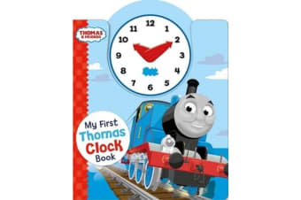 Thomas & Friends - My First Thomas Clock Book