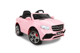 Kids Luxury Ride On Car (Pink)