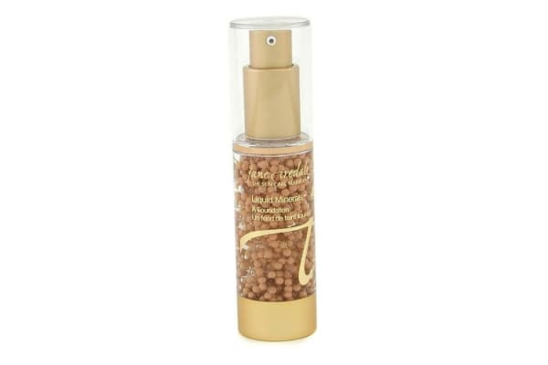 Jane Iredale Liquid Mineral A Foundation - Honey Bronze (30ml/1.01oz)