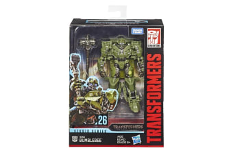 Transformers Generations Studio Series 26 Deluxe Bumblebee
