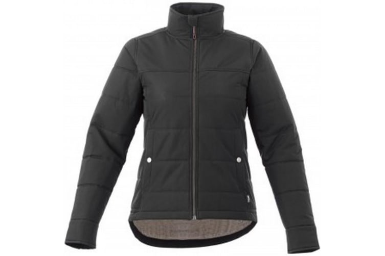 Slazenger Womens/Ladies Bouncer Insulated Jacket (Grey Smoke) (L)