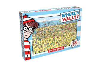 Where's Wally? 300pce Puzzle Assorted Designs