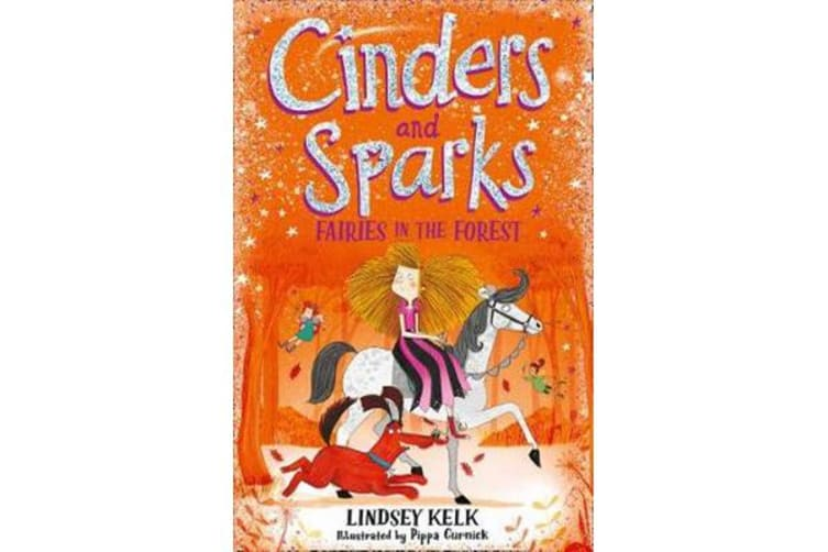 Cinders and Sparks - Fairies in the Forest
