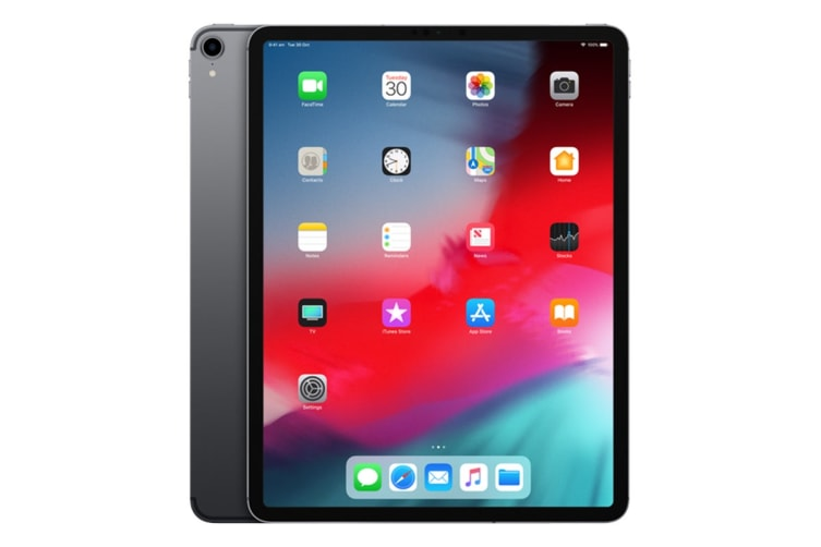 "Apple iPad Pro 12.9"" 2018 Version (64GB, Wi-Fi, Space Grey)"