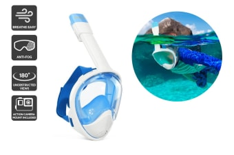 Komodo Breathe Easy Snorkel (S/M)