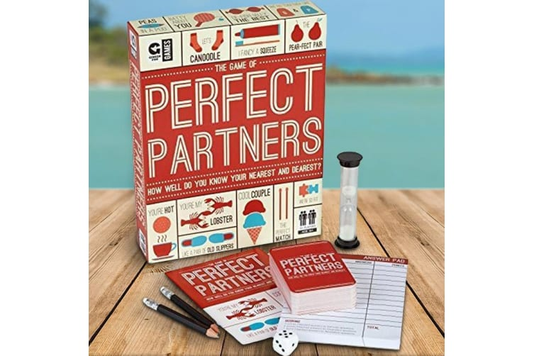 The Game of Perfect Partners | board card party