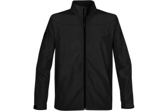 Stormtech Mens Endurance Softshell Jacket (Black) (L)