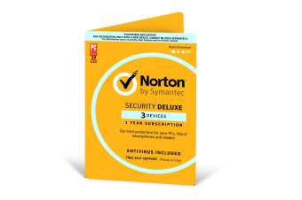 SYMANTEC Security Deluxe 2018, 3 Device, 12 Months, PC, MAC, Android, iOS, OEM