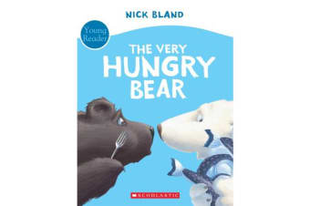 The Very Hungry Bear - Young Reader