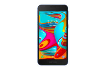 Samsung Galaxy A2 Core Dual SIM (16GB, Blue)