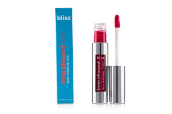 Bliss Long Glossed Love Serum Infused Lip Stain - # Hey-Biscus 3.8ml/0.12oz