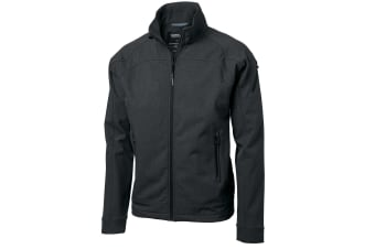 Nimbus Mens Duxbury Softshell Jacket (Charcoal)