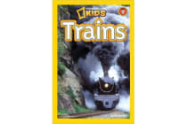 National Geographic Kids Readers - Trains