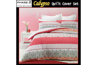 Calypso Quilt Cover Set by Phase 2