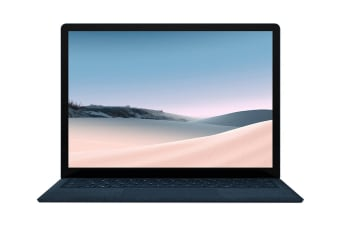"Microsoft Surface Laptop 3 13.5"" (256GB, i7, 16GB RAM, Cobalt Blue) - AU/NZ Model"