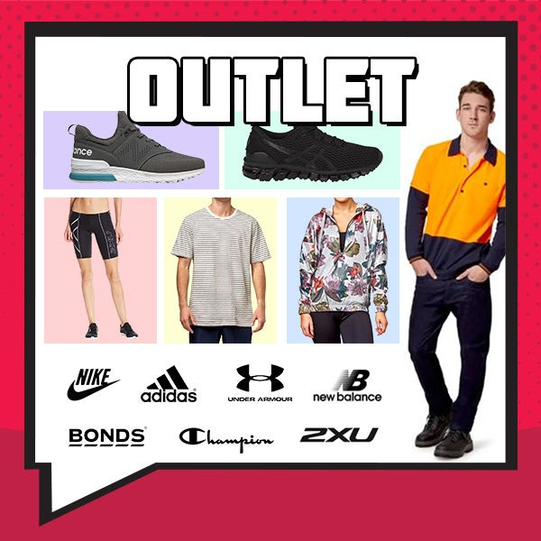 Outlet shoes and fashion